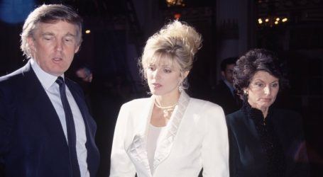 Vanity Fair Just Published the Details of Donald Trump's Prenup With Marla Maples