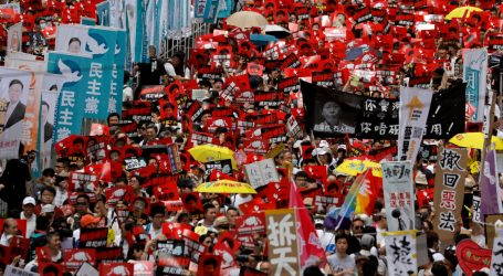 The Images Coming out of Hong Kong Are Simply Jawdropping