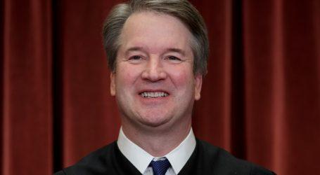 """""""Notorious"""" RBG Credits Brett Kavanaugh for Making Female Law Clerks the Majority"""