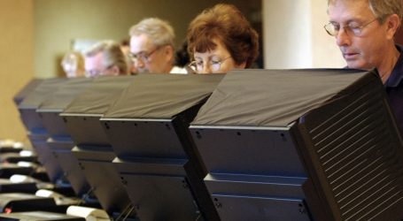 A Researcher Found a Bunch of Voting Machine Passwords Online