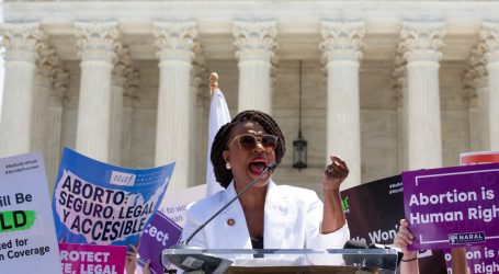 Ayanna Pressley Wants to Ditch an Old Anti-Abortion Law. House Democrats Aren't Listening.