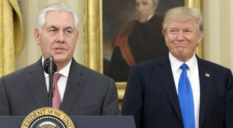 Rex Tillerson: I Did Not Challenge Putin on 2016 Election Attack