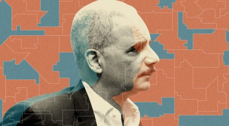 The Courts Won't End Gerrymandering. Eric Holder Has a Plan to Fix It Without Them.