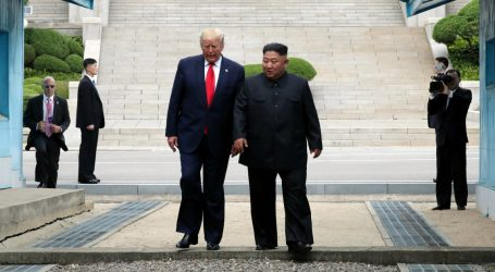The New York Times Says Trump Might Accept a Nuclear Freeze from North Korea. His Advisers Disagree.