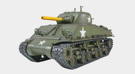 Trump Orders Sherman Tank Reactivated