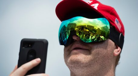 "The Neo-Fascist Proud Boys Organized a ""Free Speech"" Rally in DC. It Flopped."