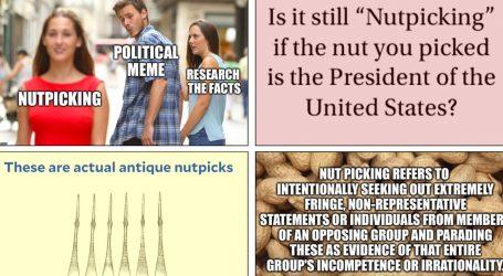 Go Forth and Nutpick No More