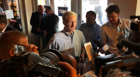 Tom Steyer Wants You to Want Him to Be President