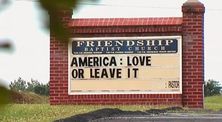 """Love It or Leave It"" Has a Racist History. A Lot of America's Language Does."