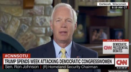 """A GOP Senator Says """"Love It or Leave It"""" Wasn't Racist """"Back in the '60s."""" He's Wrong."""