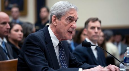 Mueller Reminds the Public: Trump Betrayed the United States