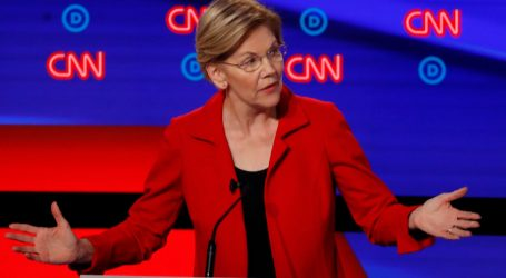 Is the Democratic Party Leaning Too Far Left? Elizabeth Warren's Answer Speaks for Itself.
