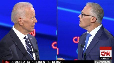 Joe Biden's Climate Plan Melted During the Debate