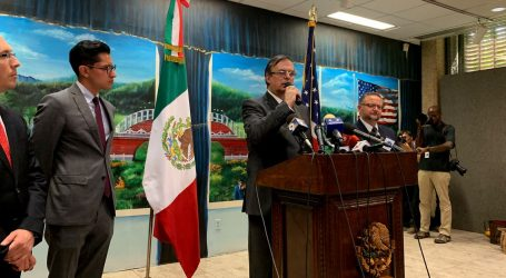 """""""We Consider This an Act of Terror"""": Mexico's Foreign Minister Details Possible Legal Actions After El Paso Shooting"""