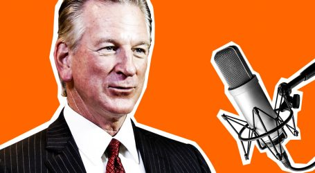 Tommy Tuberville Perfected His Folksy Trumpism in That Great Lab of Democracy: Local Sports Radio