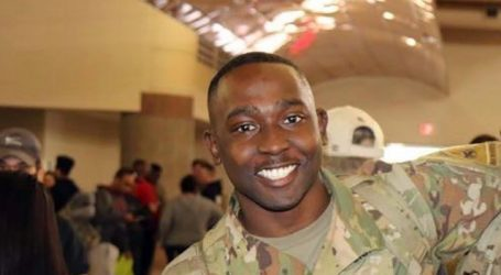 A Racist Mass Killer Wasn't Going to Stop an Off-Duty Soldier From Saving Kids' Lives