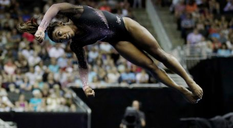 Simone Biles' Gravity-Defying Moves Almost Didn't Happen