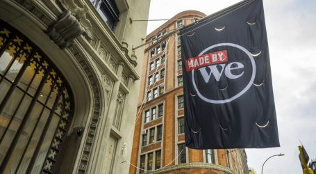 WeWork Announces IPO While the Announcing Is Good