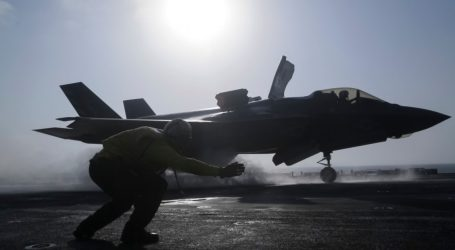 The Pentagon's Fighter Jet of the Future Is Causing a Whole Lot of Problems in the Present