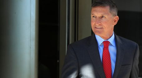 Michael Flynn Just Pulled Out of a QAnon-Connected Fundraiser