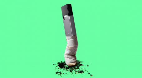 Juul's Campaign to Raise the Tobacco Age Is More Complicated Than It Seems