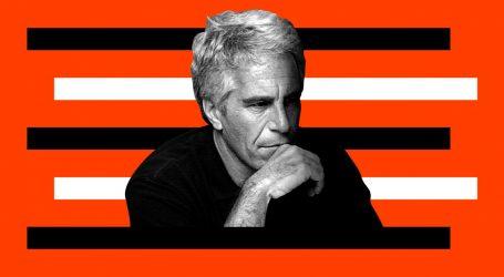 Jeffrey Epstein, My Very, Very Sick Pal