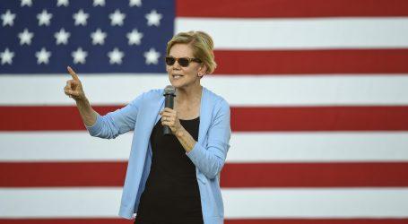 Elizabeth Warren Gets a C- For Her Climate Plan