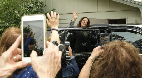 Kamala Harris Doesn't Have a Climate Plan