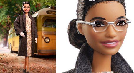 Mattel Just Released a Rosa Parks Barbie