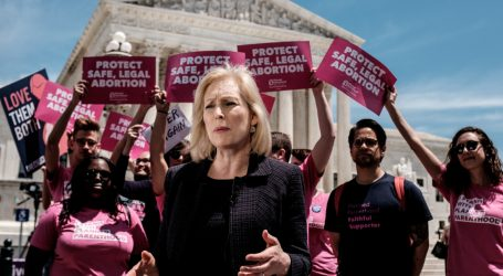 Kirsten Gillibrand Drops Out of Democratic Presidential Primary