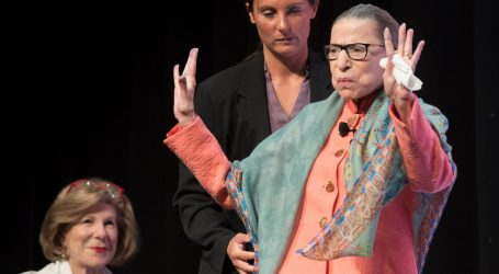 RBG Says She'll Be Back in Full Force by the Start of the Supreme Court Term