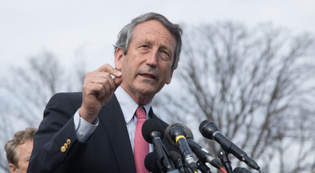 Mark Sanford Announces Long-Shot Primary Challenge to Trump