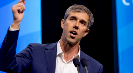 "Texas Republican Tells Beto O'Rourke, ""My AR Is Ready for You"""