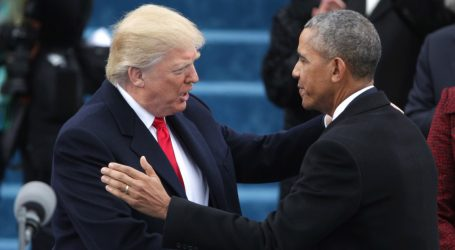 Trump Says the Government Should Investigate Obama's Netflix Deal