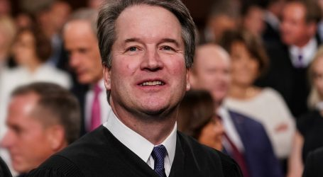 New Kavanaugh Book Is a Gift for Conservatives