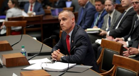 Corey Lewandowski Turned a Hearing on Trump's Obstruction Into the Launch of His Senate Campaign