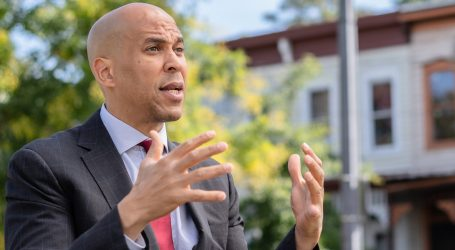 Cory Booker Says Any Serious Climate Plan Has to Include Nuclear Power