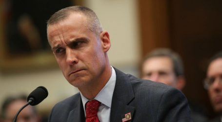Corey Lewandowski Wants to Run for Senate. He's Spent the Last 3 Years in Trump's Swamp.