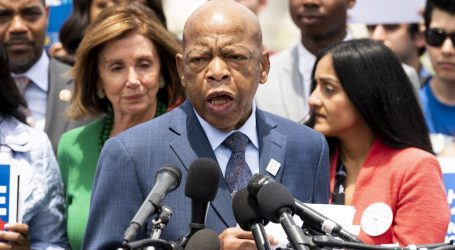 John Lewis Just Delivered a Rousing Call for Impeachment
