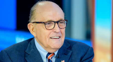 Democrats: Rudy's Stonewalling Is More Evidence of Misconduct