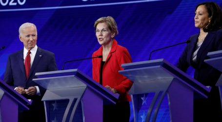 The Democratic Candidates Aren't Backing Away From Impeachment