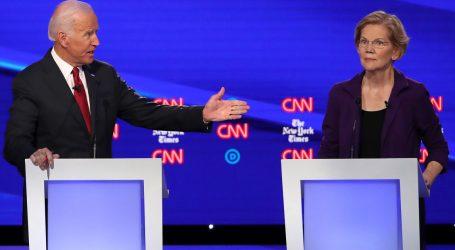 Biden Snaps At Warren: My Help Secured Your Signature Legislative Achievement