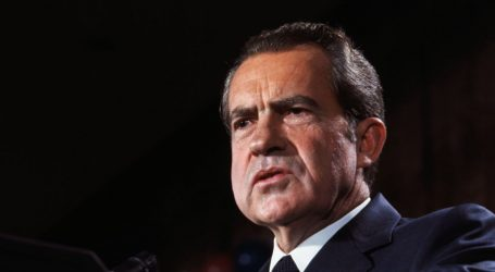 """He Was on the Ropes"": Richard Nixon's Saturday Night Massacre Was 46 Years Ago"