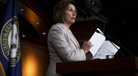 "Read Nancy Pelosi's ""Fact Sheet"" About Trump's Ukraine Call"