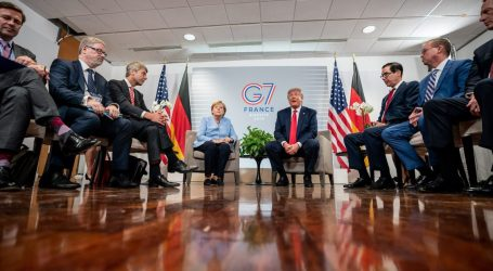 The White House Wants Climate Change Off the G7 Agenda. It Doesn't Really Work That Way.