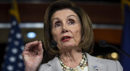 Pelosi Just Announced a Full House Vote on Impeachment Proceedings