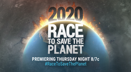 Why We Teamed Up With the Weather Channel to Bring You a Different Kind of 2020 Climate Debate