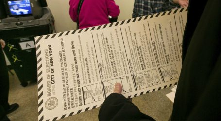 Today New Yorkers Have the Power to Overhaul Their Elections