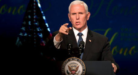Mike Pence's Office Pushed to Reroute Foreign Aid to Favored Christian Groups