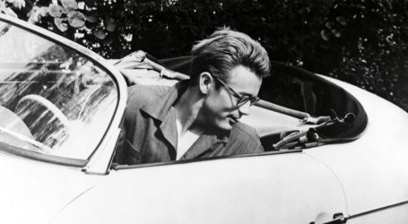 """Reanimated James Dean """"Not a Marketing Gimmick"""""""